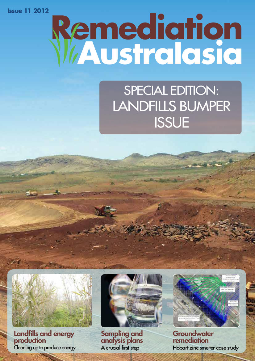 Remediation Australasia Issue 11 Cover