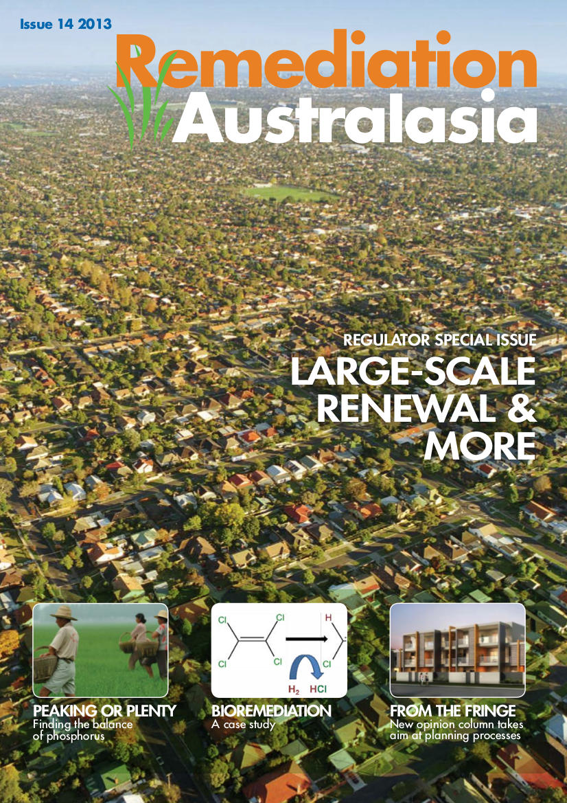 Remediation Australasia Issue 14 Cover