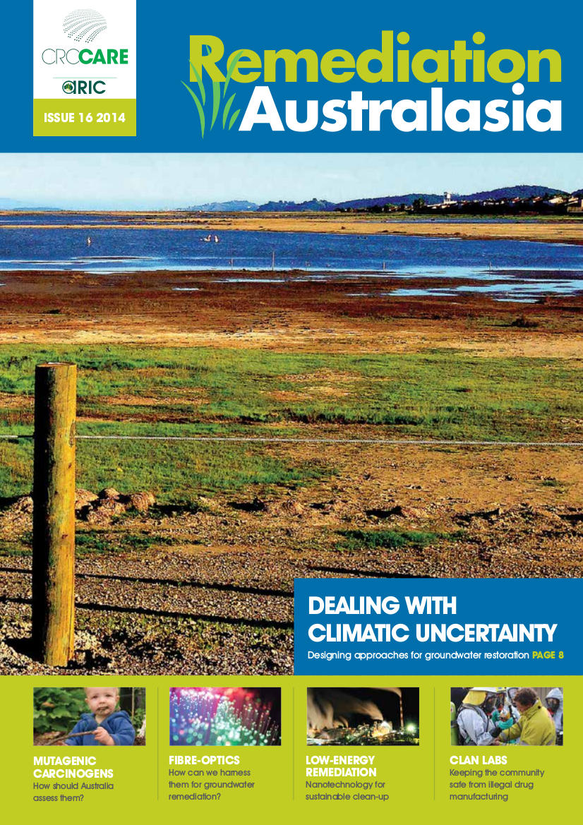 Remediation Australasia Issue 16 Cover