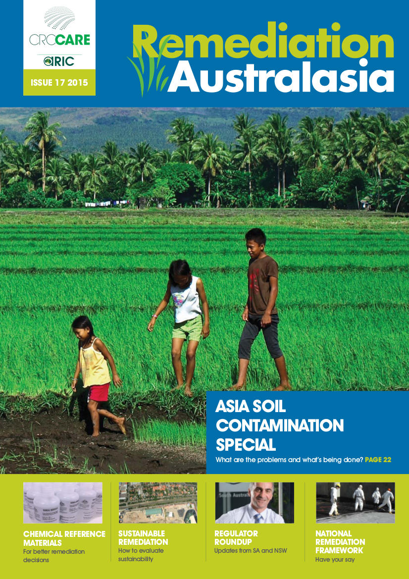 Remediation Australasia Issue 17 Cover Image
