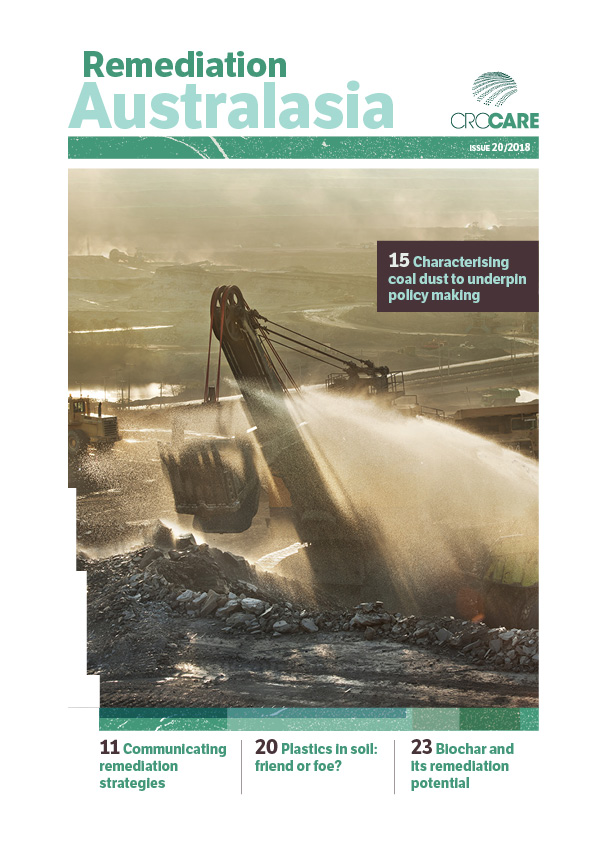 Remediation Australasia Issue 20 cover image
